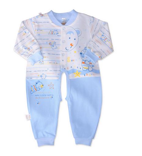 婴儿连体衣 宝宝连体衣 婴儿连体衣裁剪图