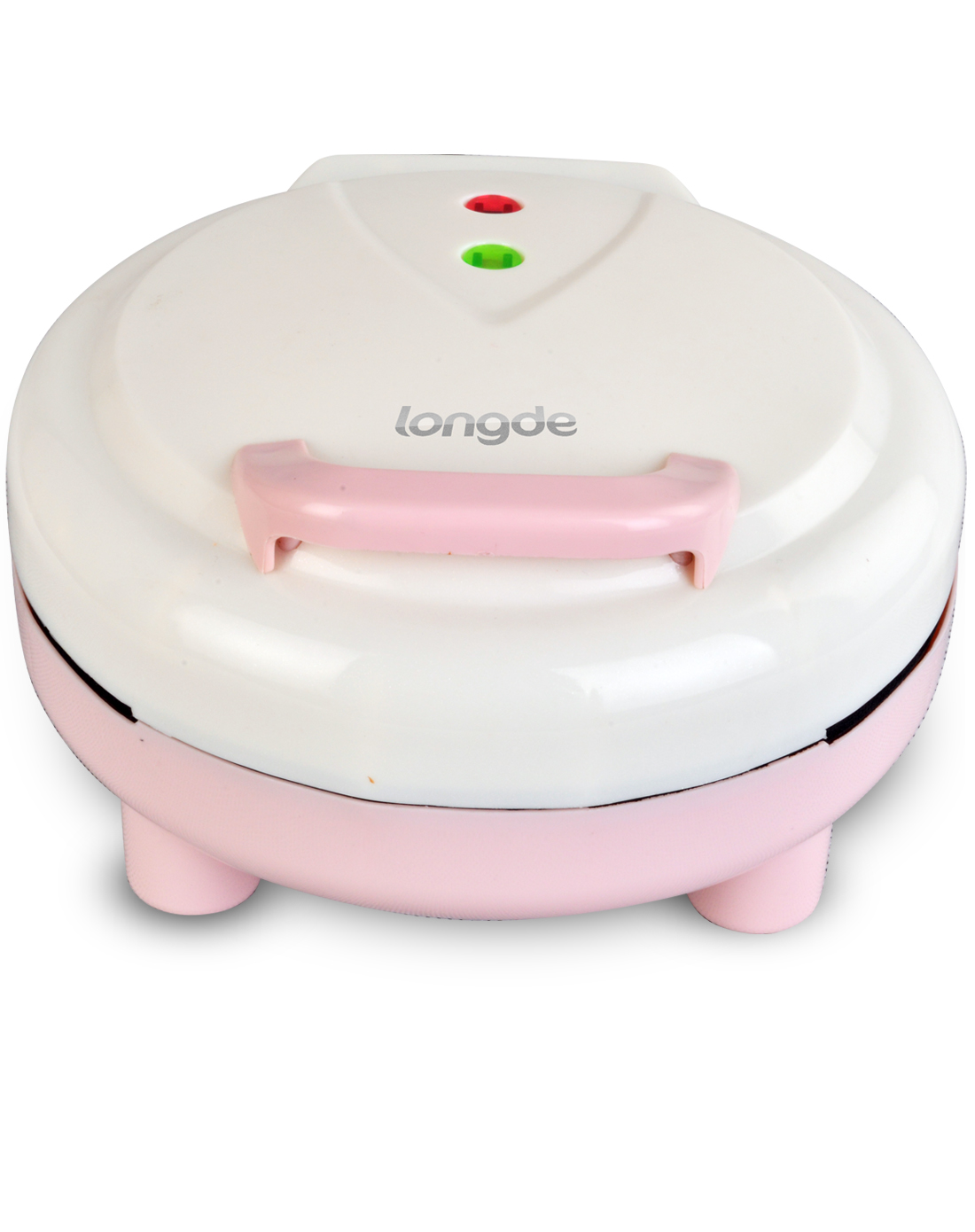 蛋糕机可爱全自动不沾烤盘800w 白色 粉色