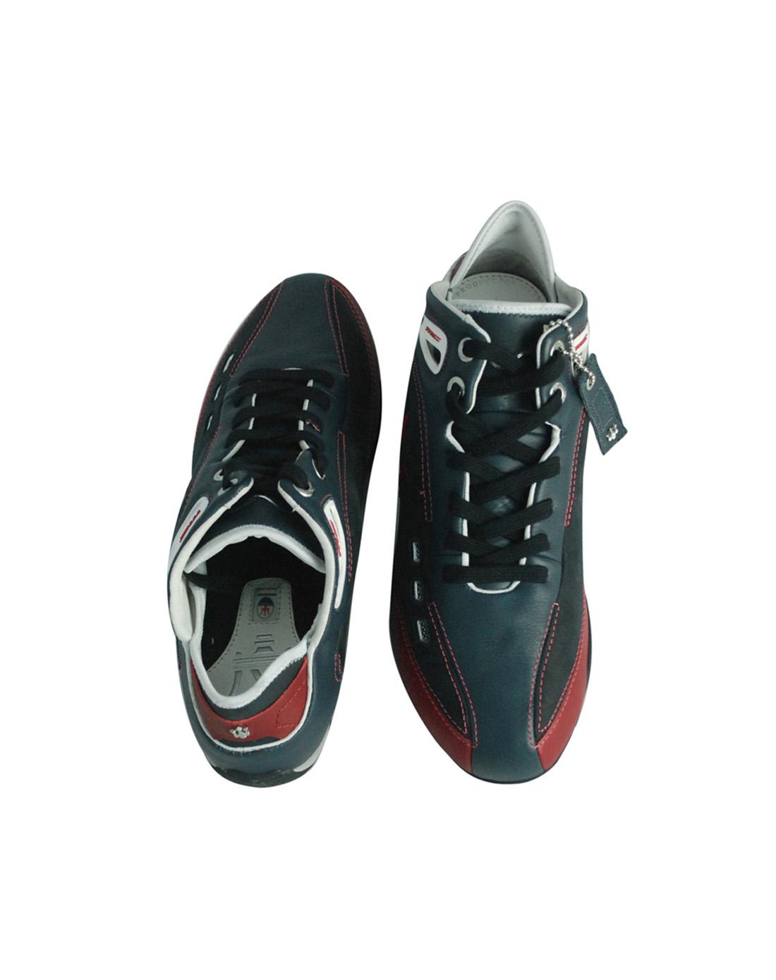 标志像玛莎拉蒂的是什么品牌的鞋子