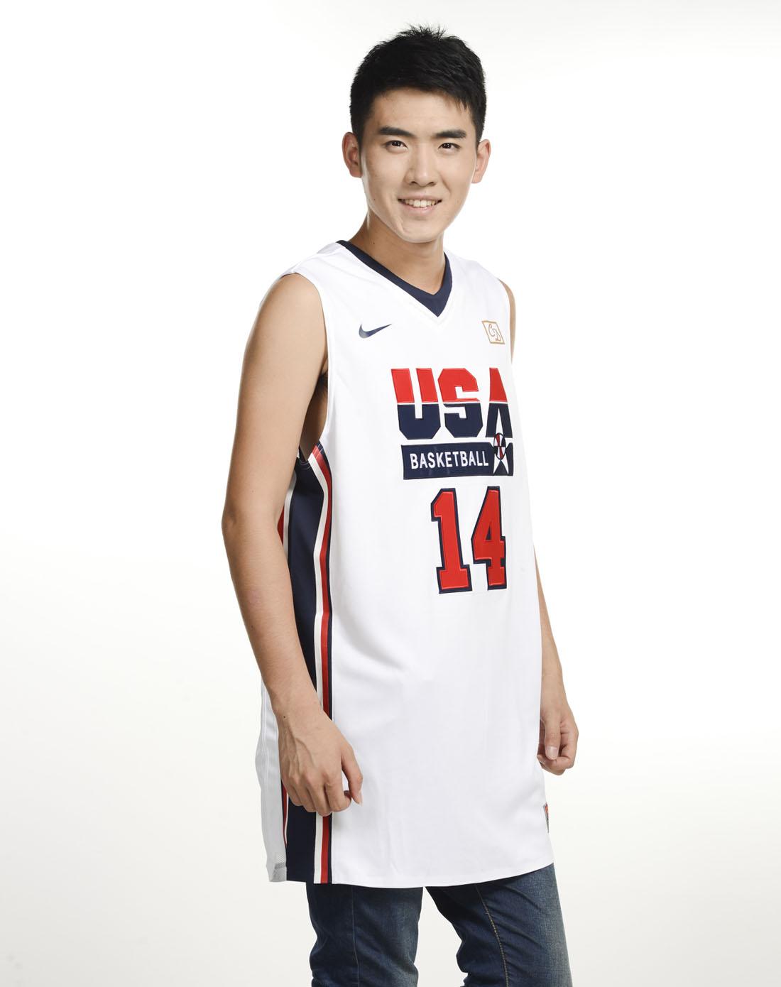 篮球背心516554-100