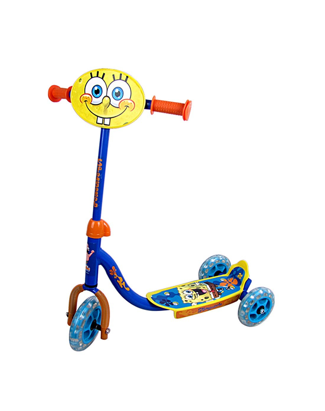 squarepants三轮儿童滑板车sp832