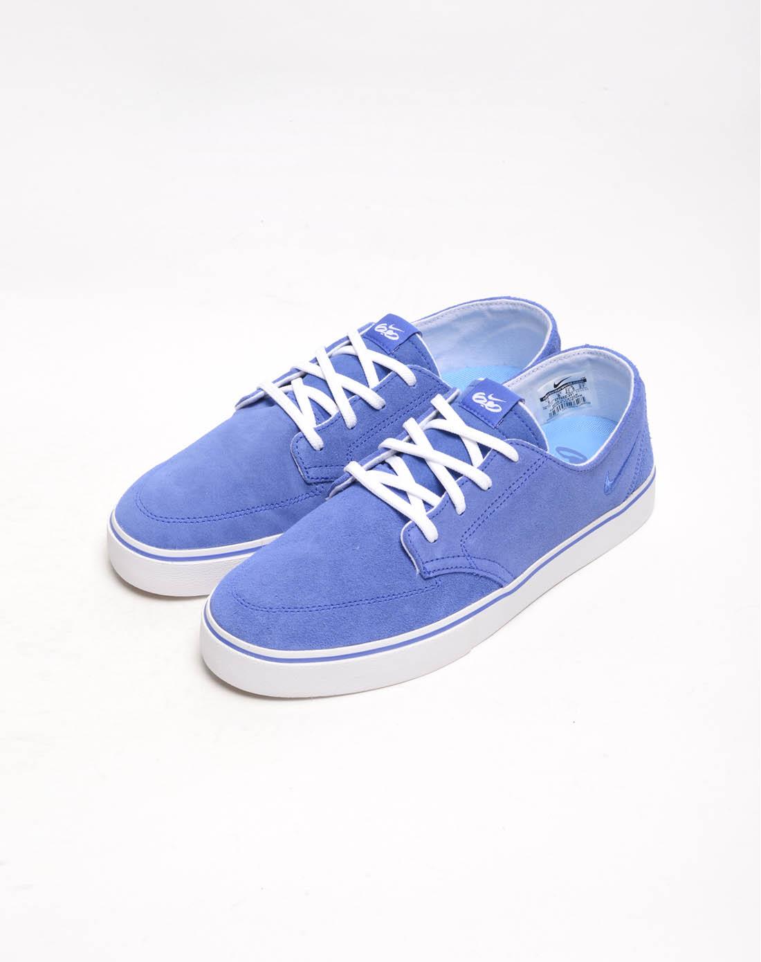 耐克nike-男子蓝色滑板鞋477650-441