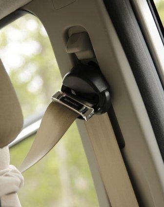 汽车安全带扣