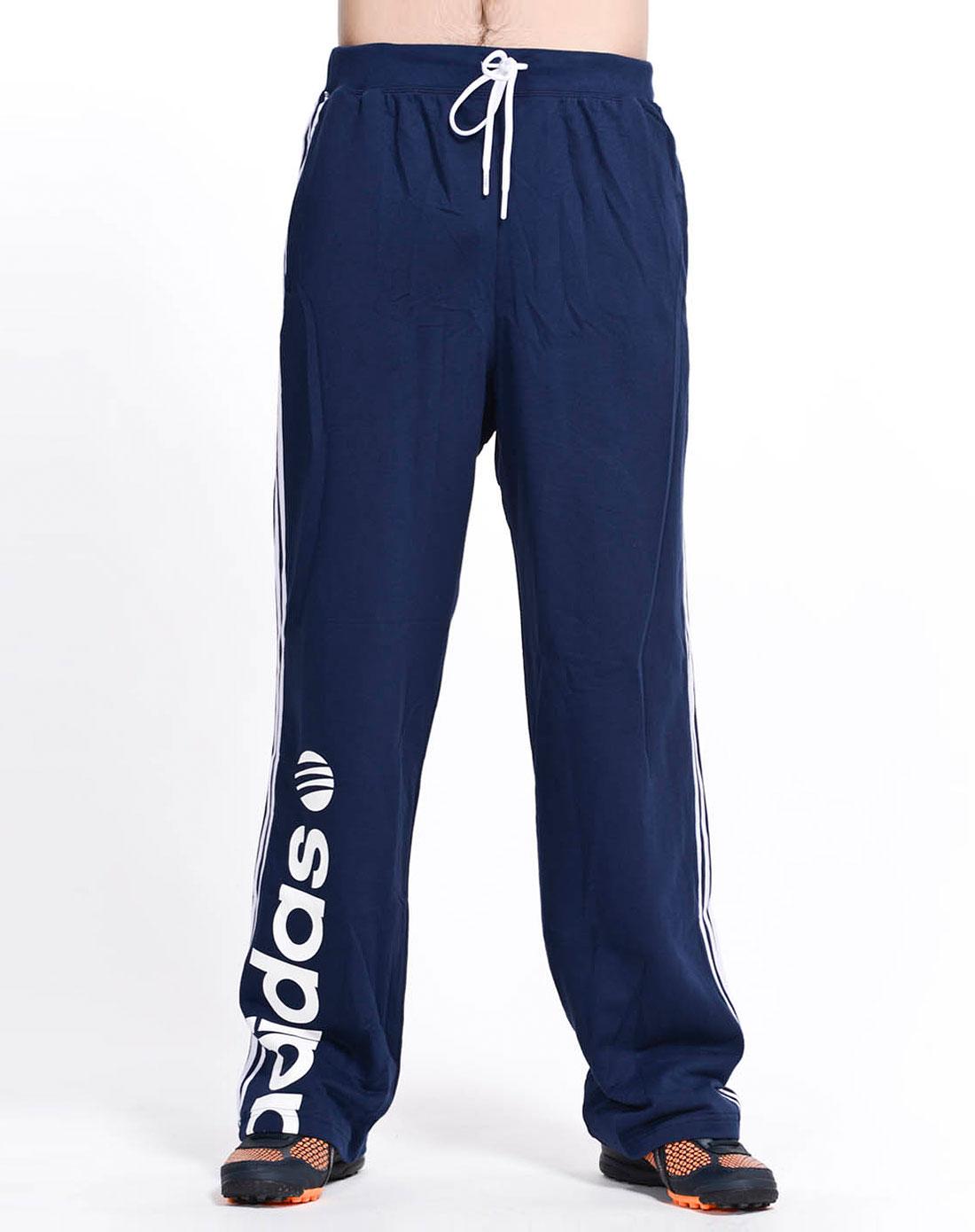 深蓝色长裤w53060