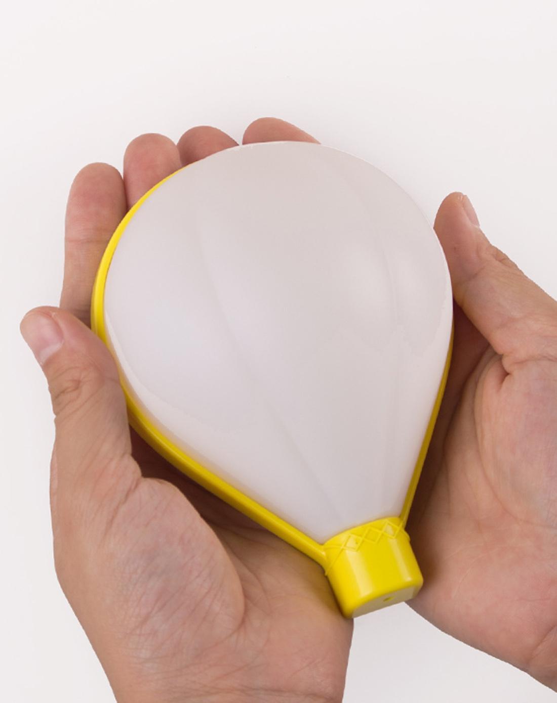 热气球节能led自动声控光控小夜灯