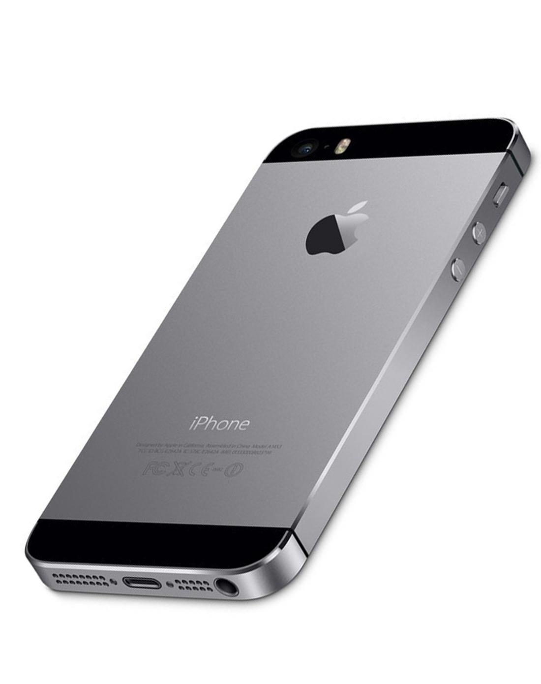 苹果iphone5s 深灰色手机16g 0元购机 新ios7.