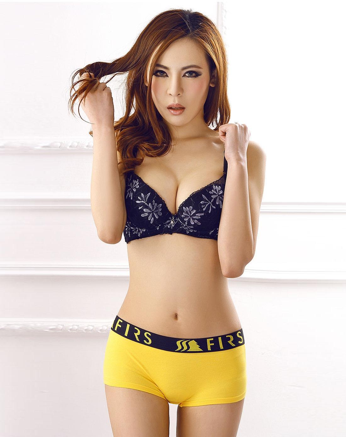 士黄色内裤600502