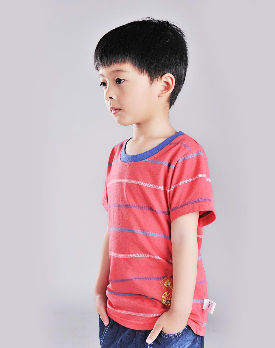 小童简单编发发型