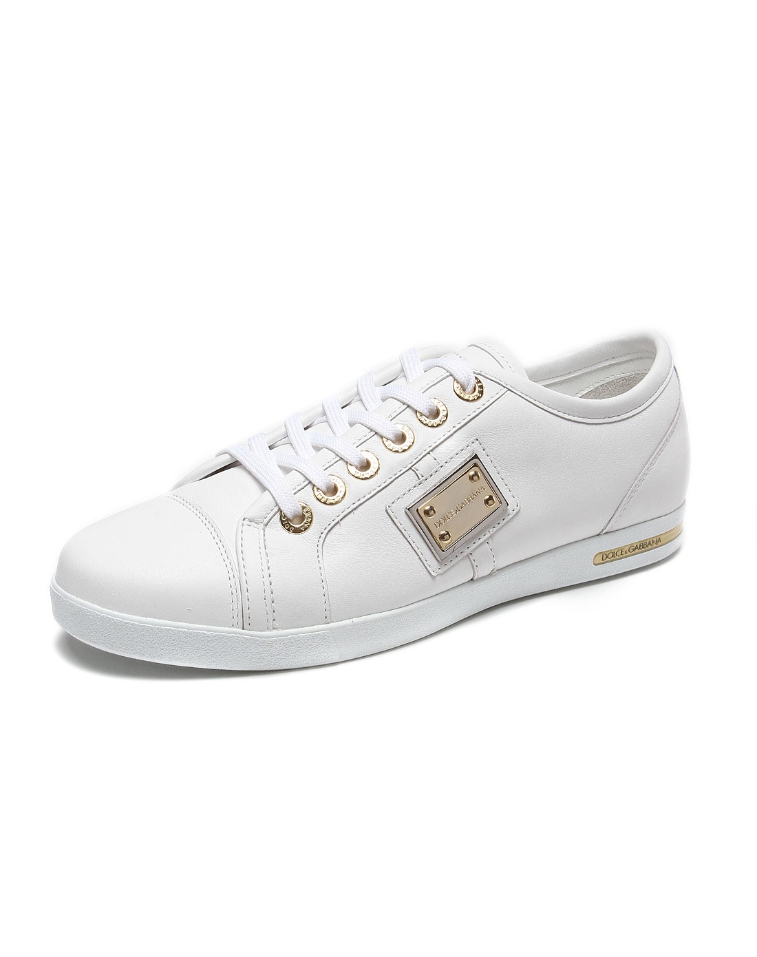 女款运动鞋子白色