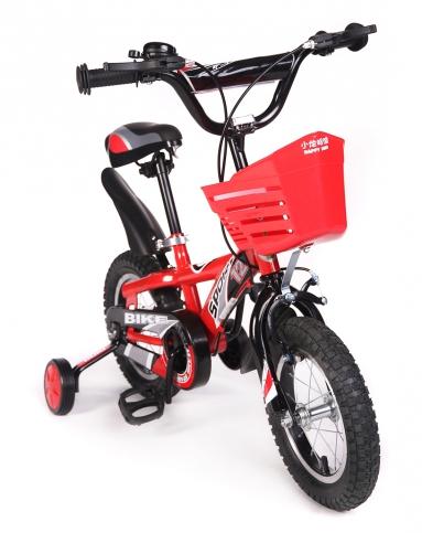 场小龙哈彼12寸儿童自行车