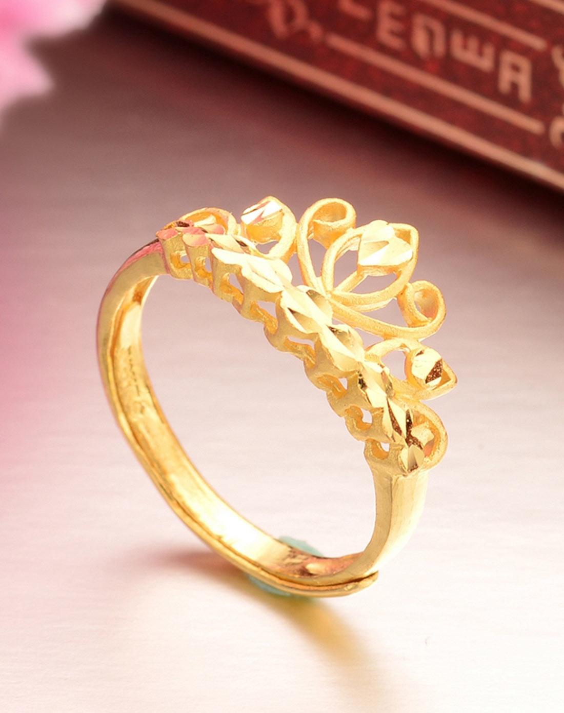 戒指上千足金的标志是什么