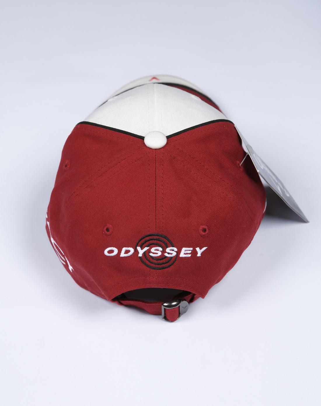 callaway男女男士红色帽子242mlg984608110