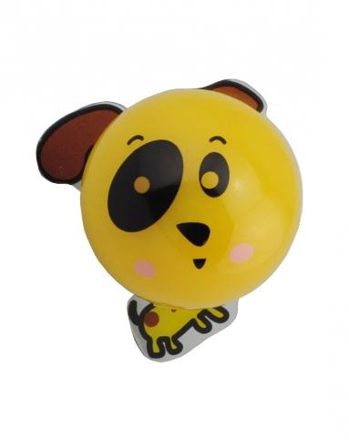 汽车风口香水-动物球狗