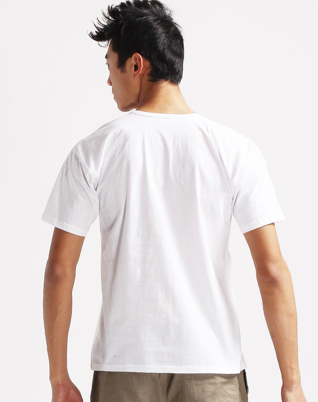 手绘简单铅笔画汗衫