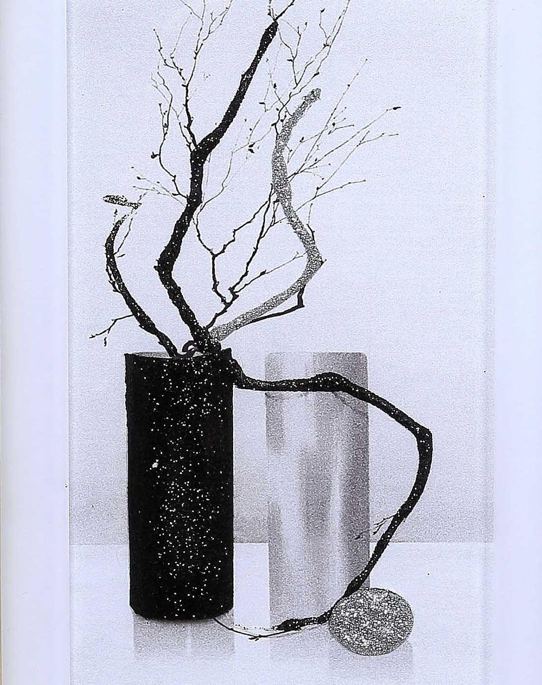 经典黑白风3d立体画-c