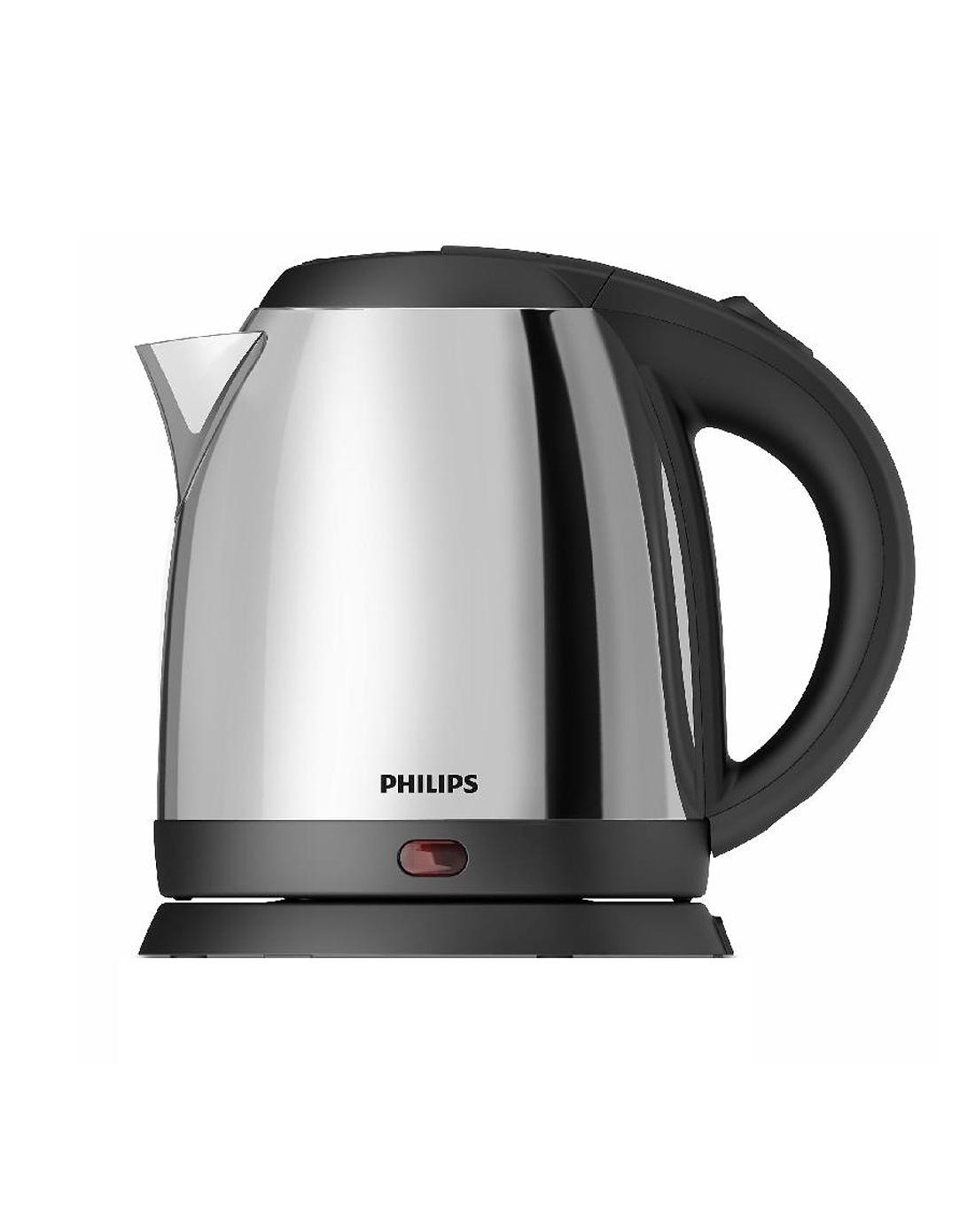 飞利浦Philips专场金属银自动蒸汽感应电水壶H