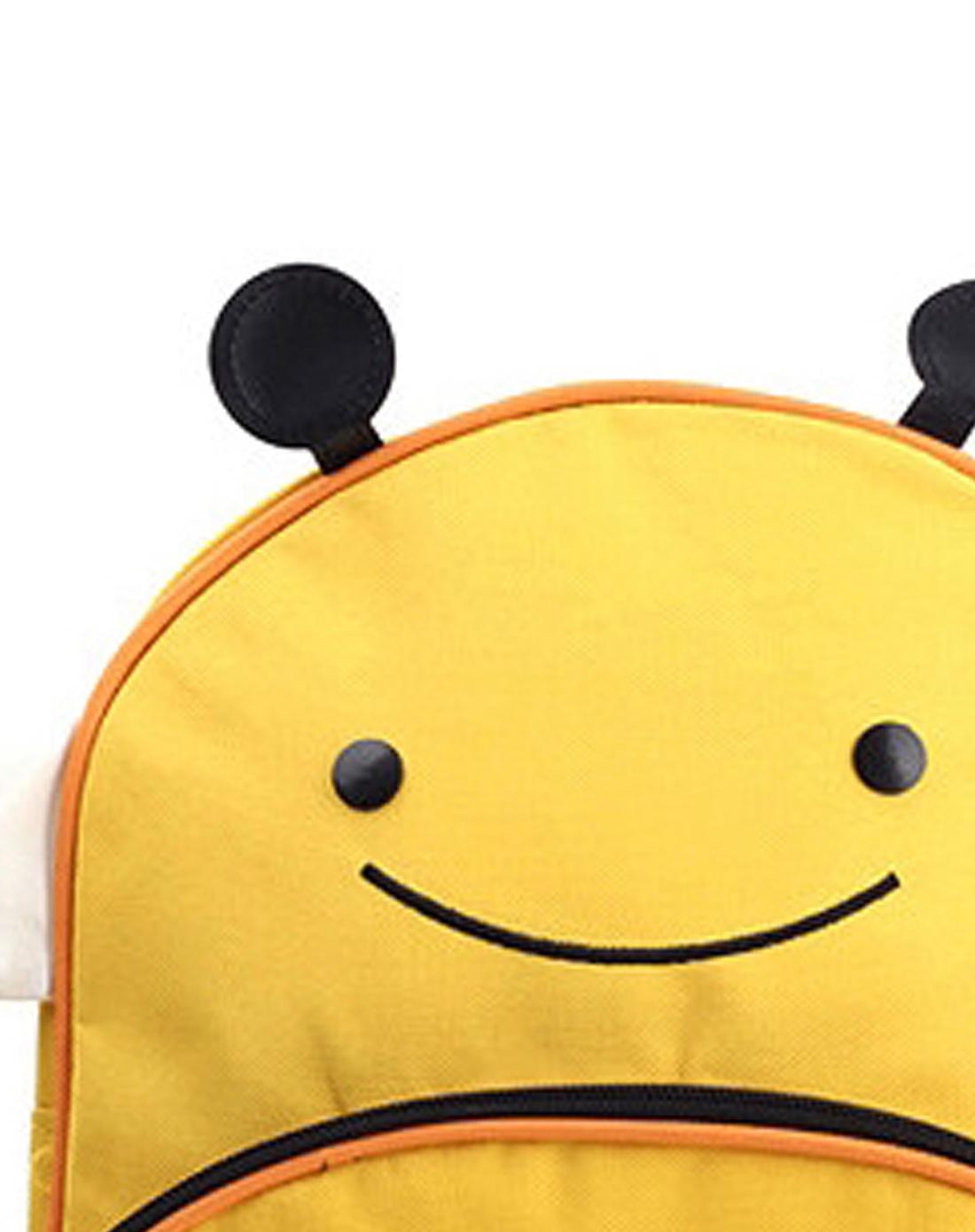 可爱儿童双肩背卡通书包(黄蜜蜂)