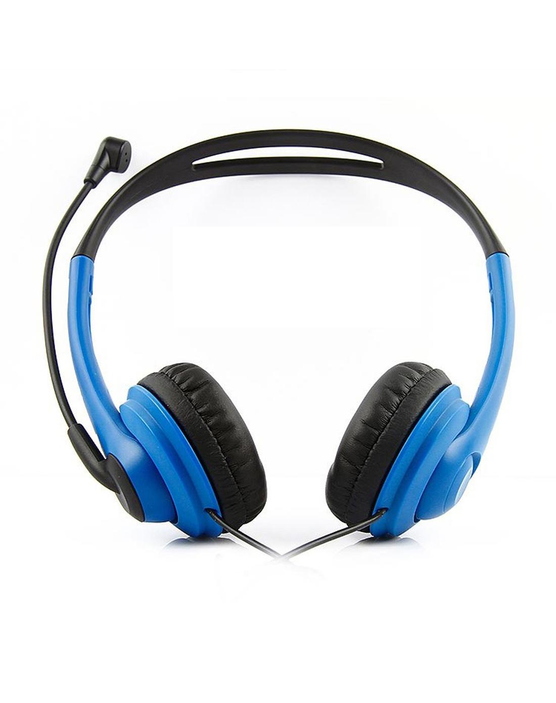 音响dvd组合松下时尚头戴电脑游戏耳机双插头游戏