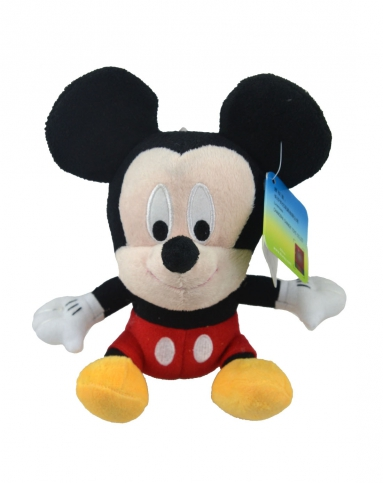 迪士尼disney儿童用品专场黑红米奇小玩偶系列(8寸)
