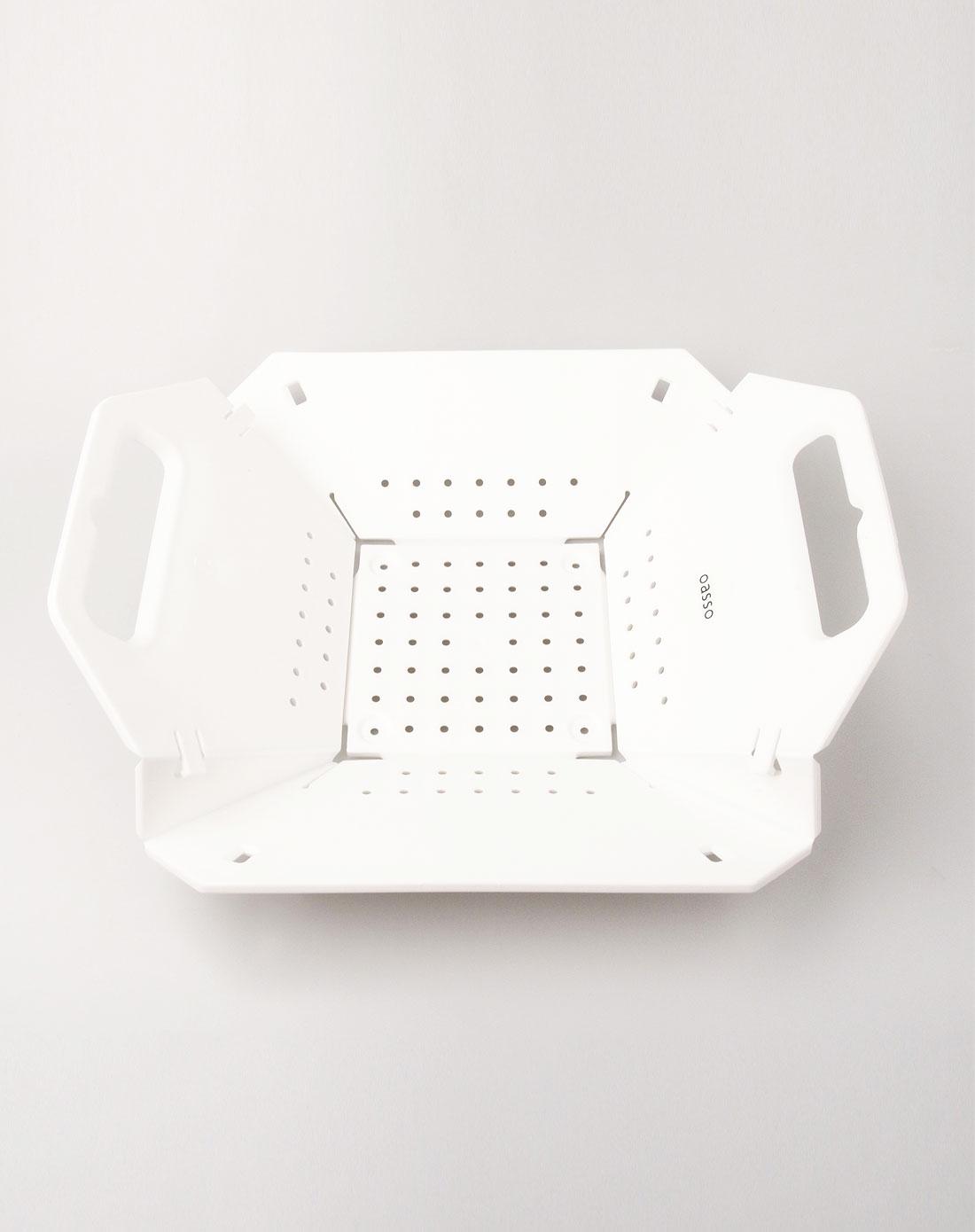 瓯粟oasso四角折叠菜篮