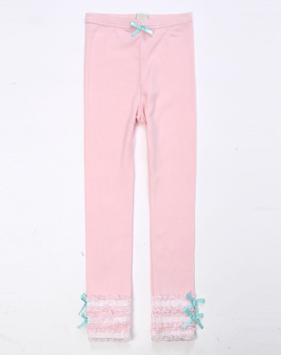 ciel女童粉色裤子gps1556pi