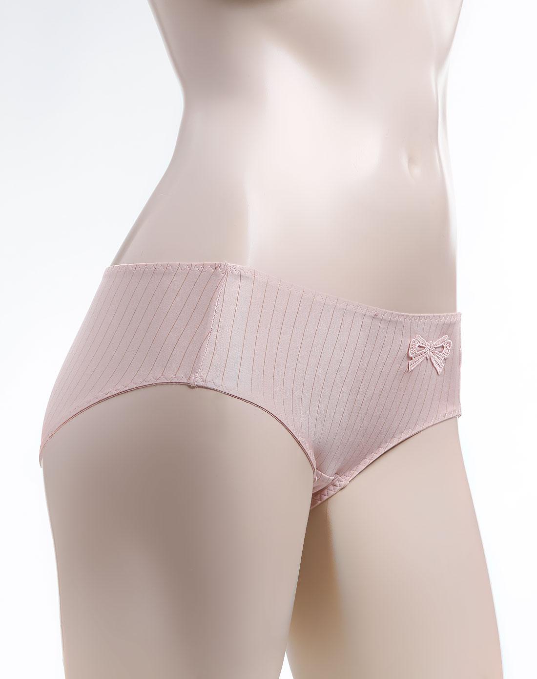 marie粉色三角裤f964003-l14