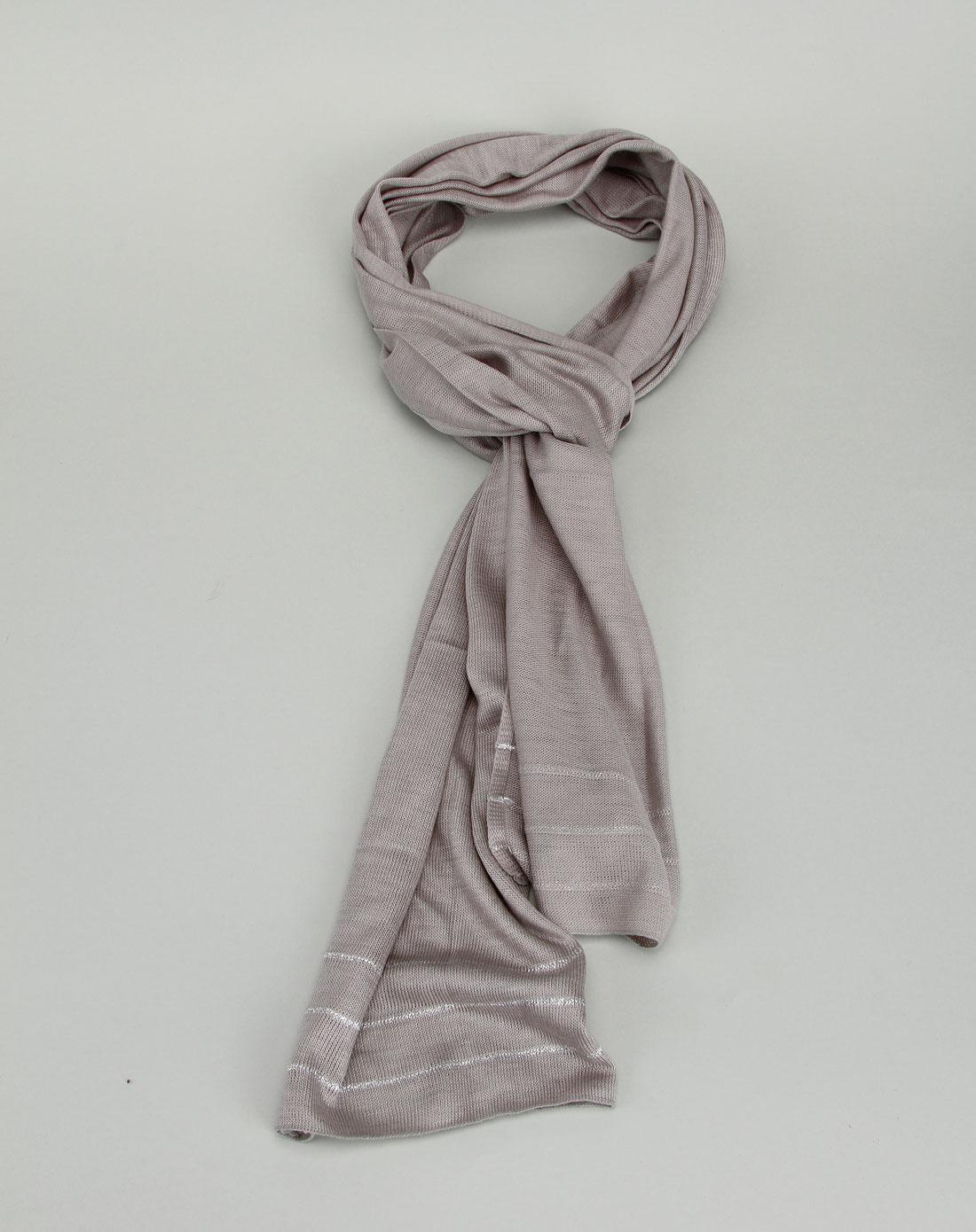 款灰色围巾302334