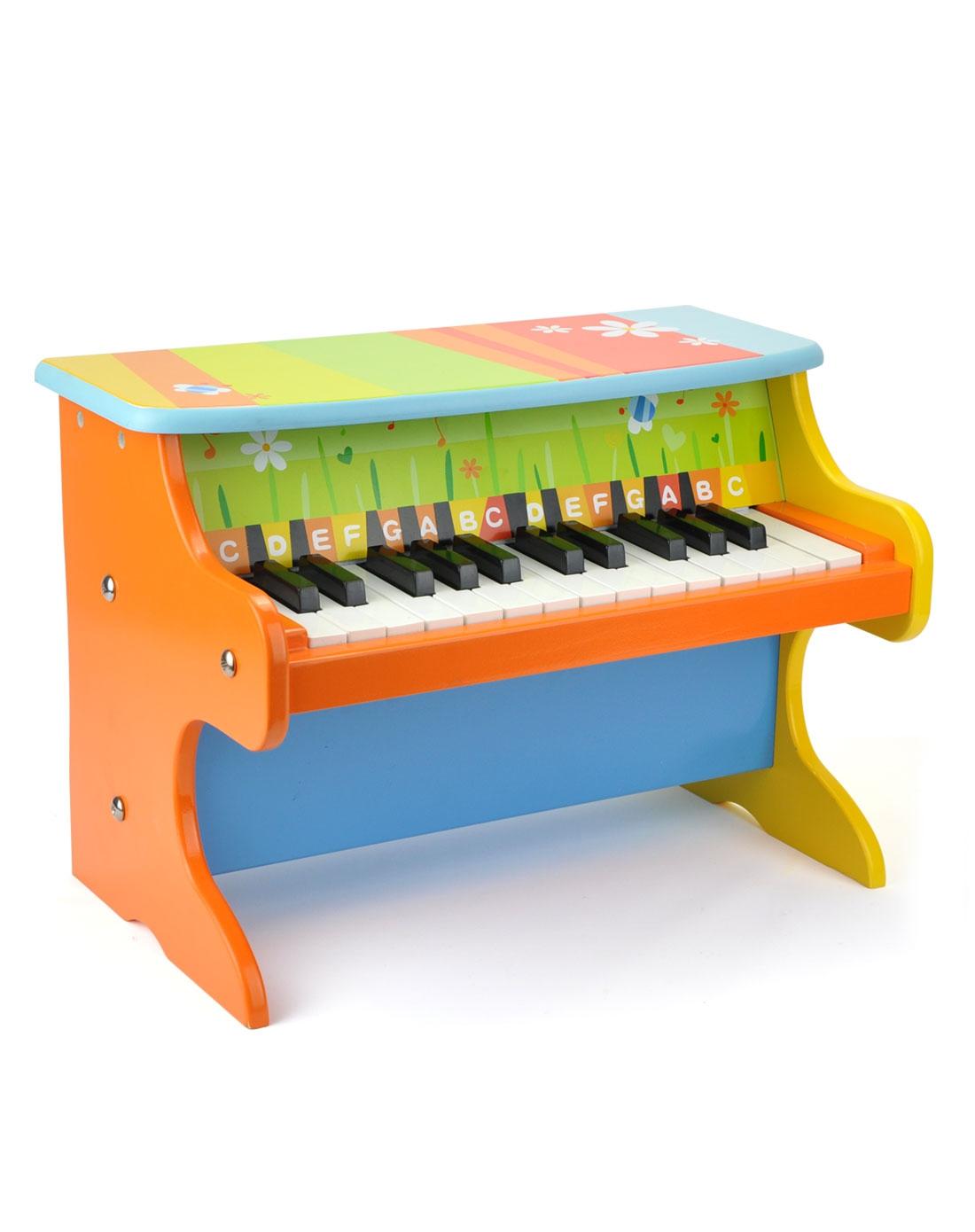 海绵宝宝等益智玩具特宝儿小小钢琴家儿童钢琴玩具9914_唯品会