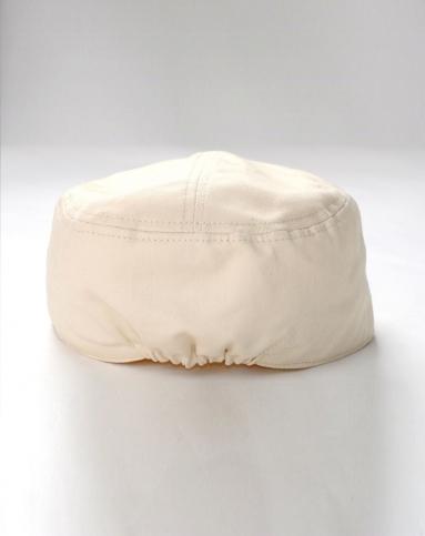 男米白色鸭舌帽