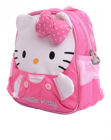 hello kitty儿童背包(桃)