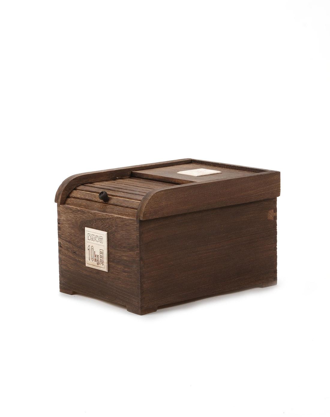 华玲大鹰 碳烤色10公斤炭烧米箱