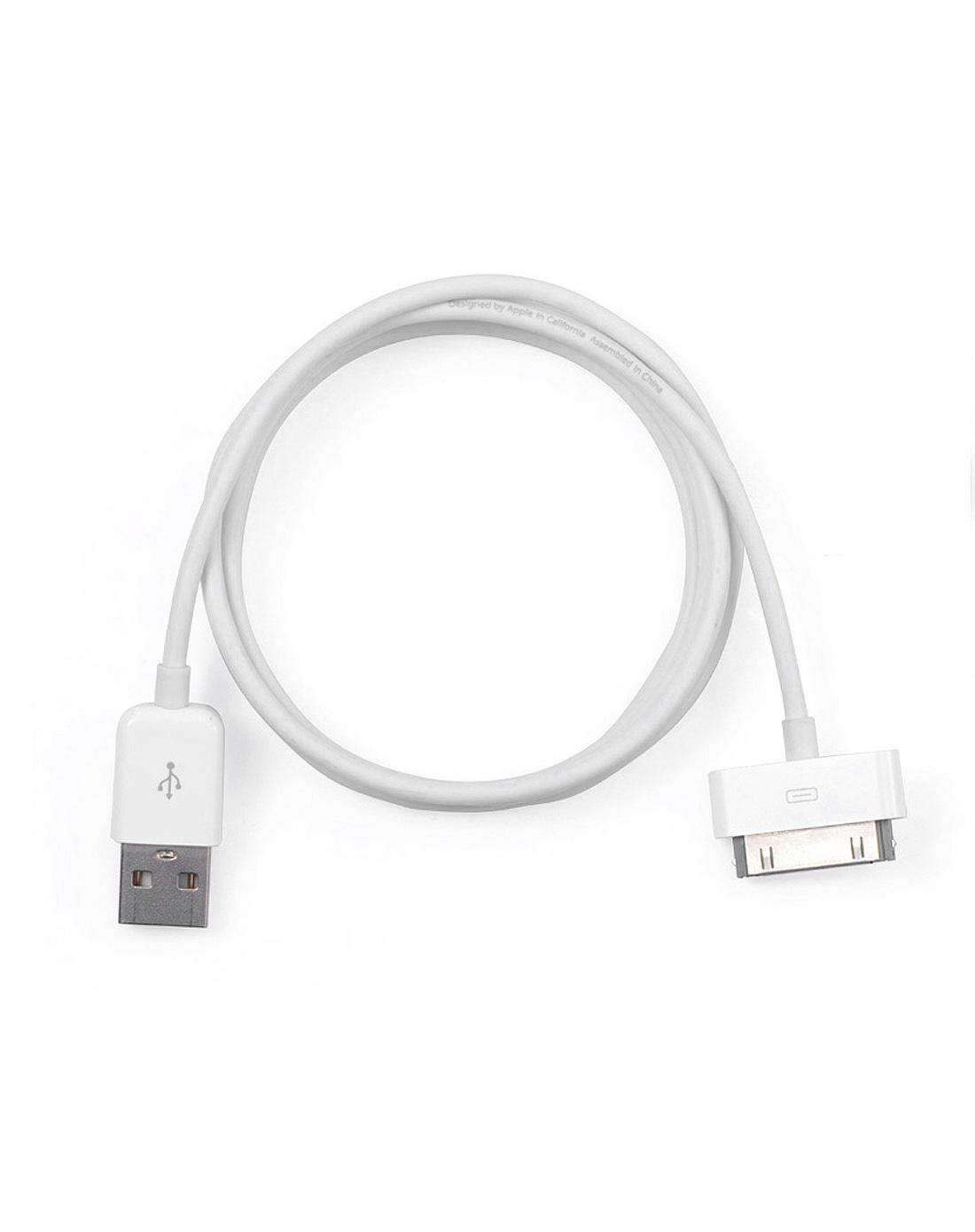 苹果apple数码专场苹果iphone4数据线苹果ma591feb/a