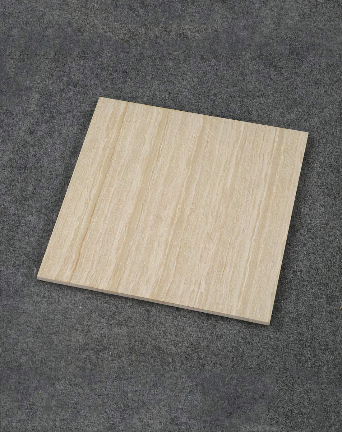 600*600抛光砖木纹洞石(2箱装)