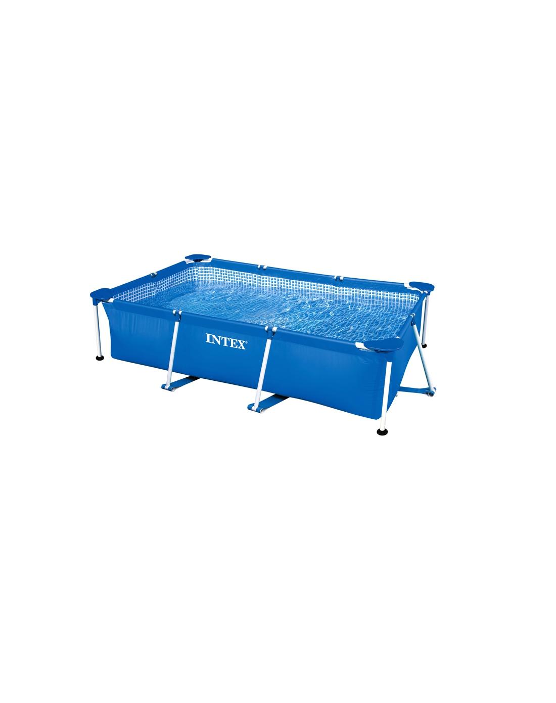 长方形支架家庭儿童游泳池
