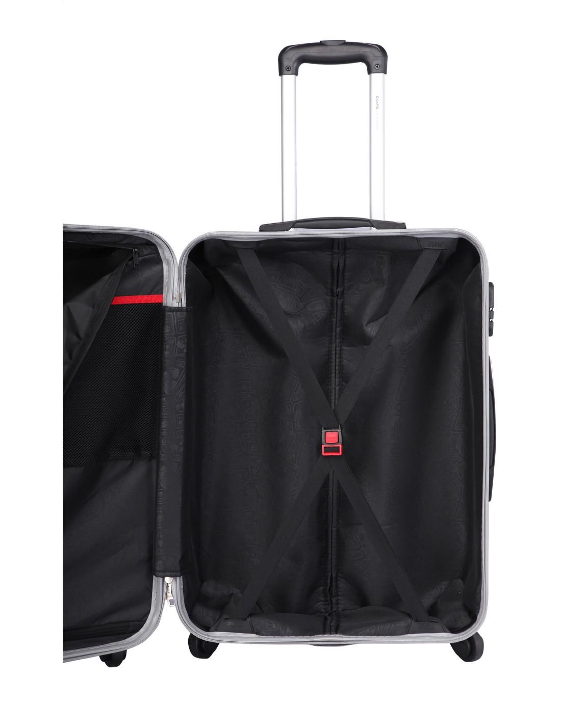 中性银色24寸登机箱行李箱