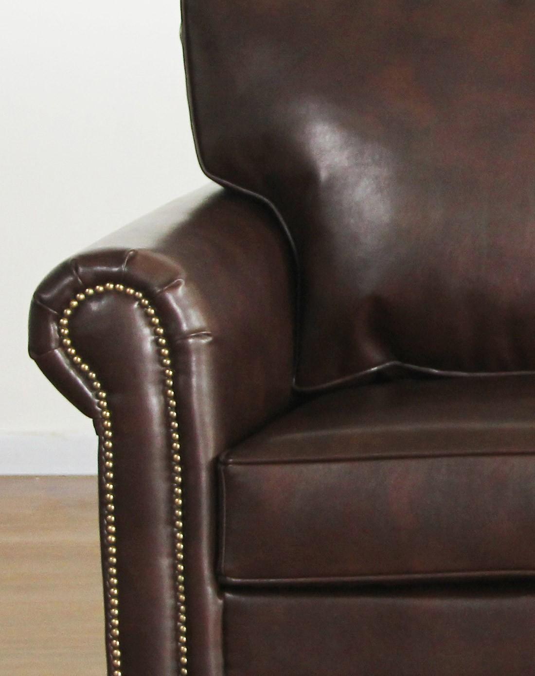 欧式高档pu皮革沙发客厅皮艺三人沙发