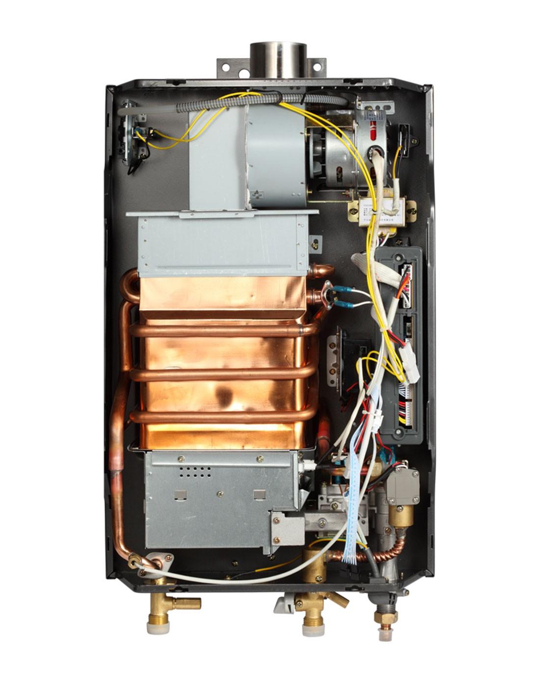 > 02恒温燃气热水器