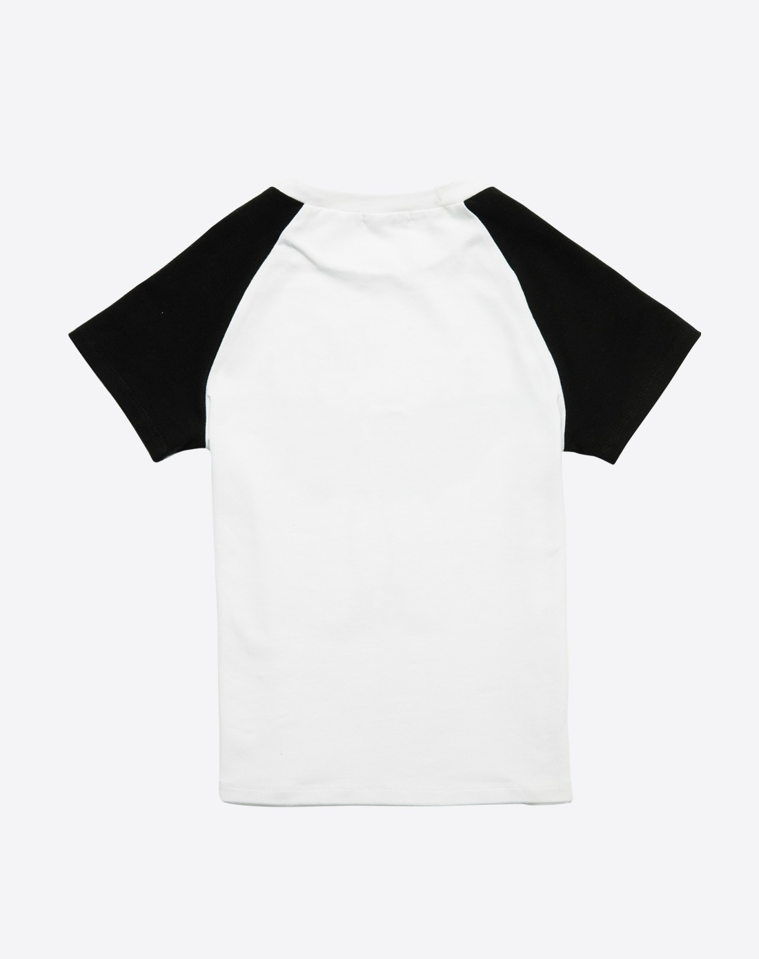 男童白色短袖t恤