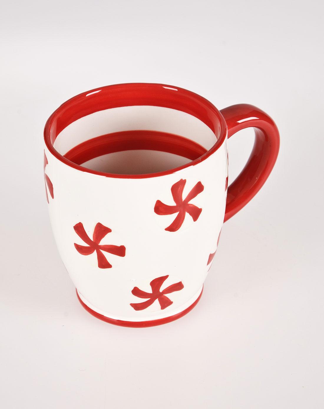 糖果工厂陶瓷手绘浮雕马克杯