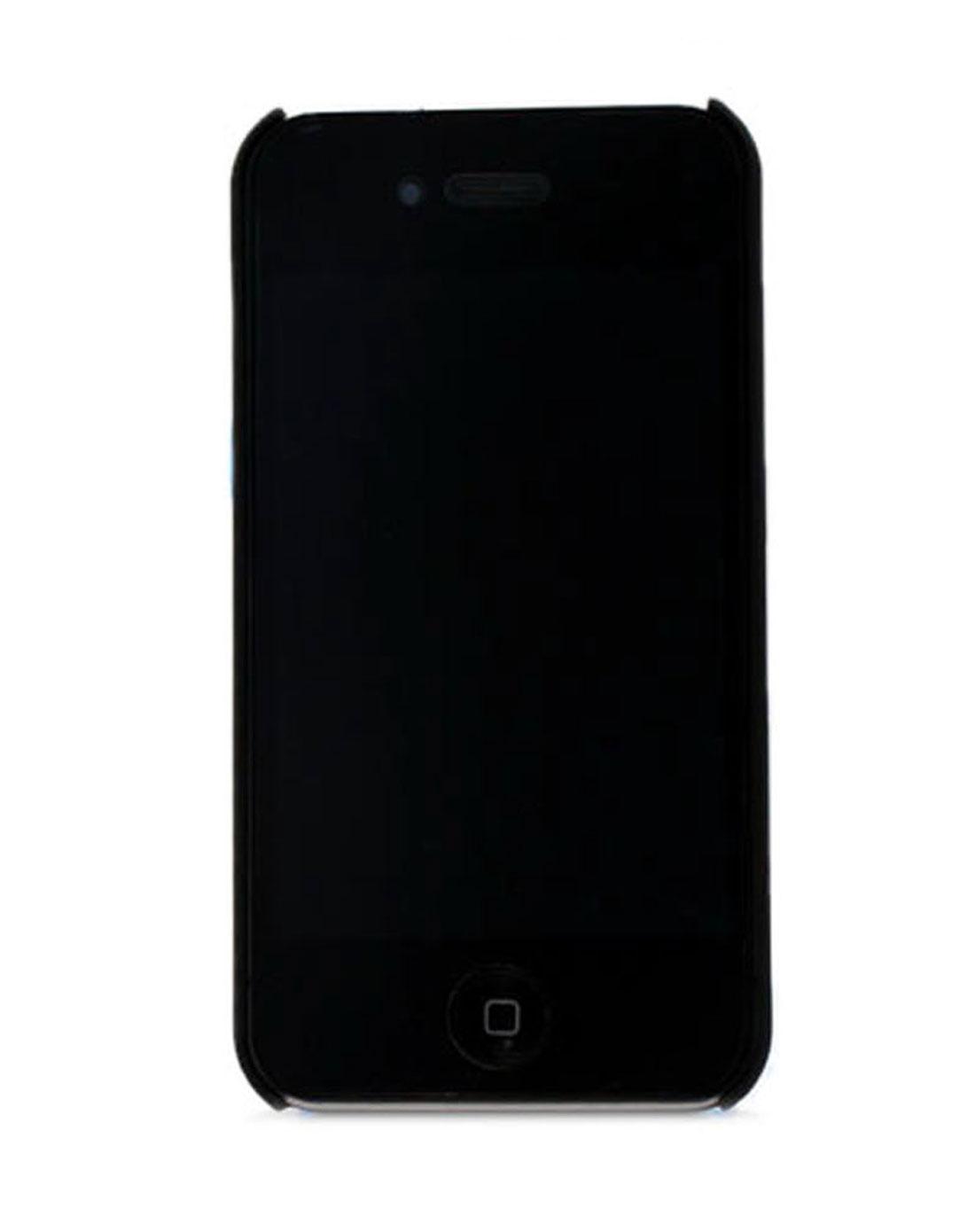 iphone4/4s印象派合金护盾壳黑色