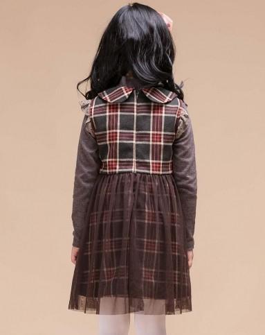 专场-女童红色裙子