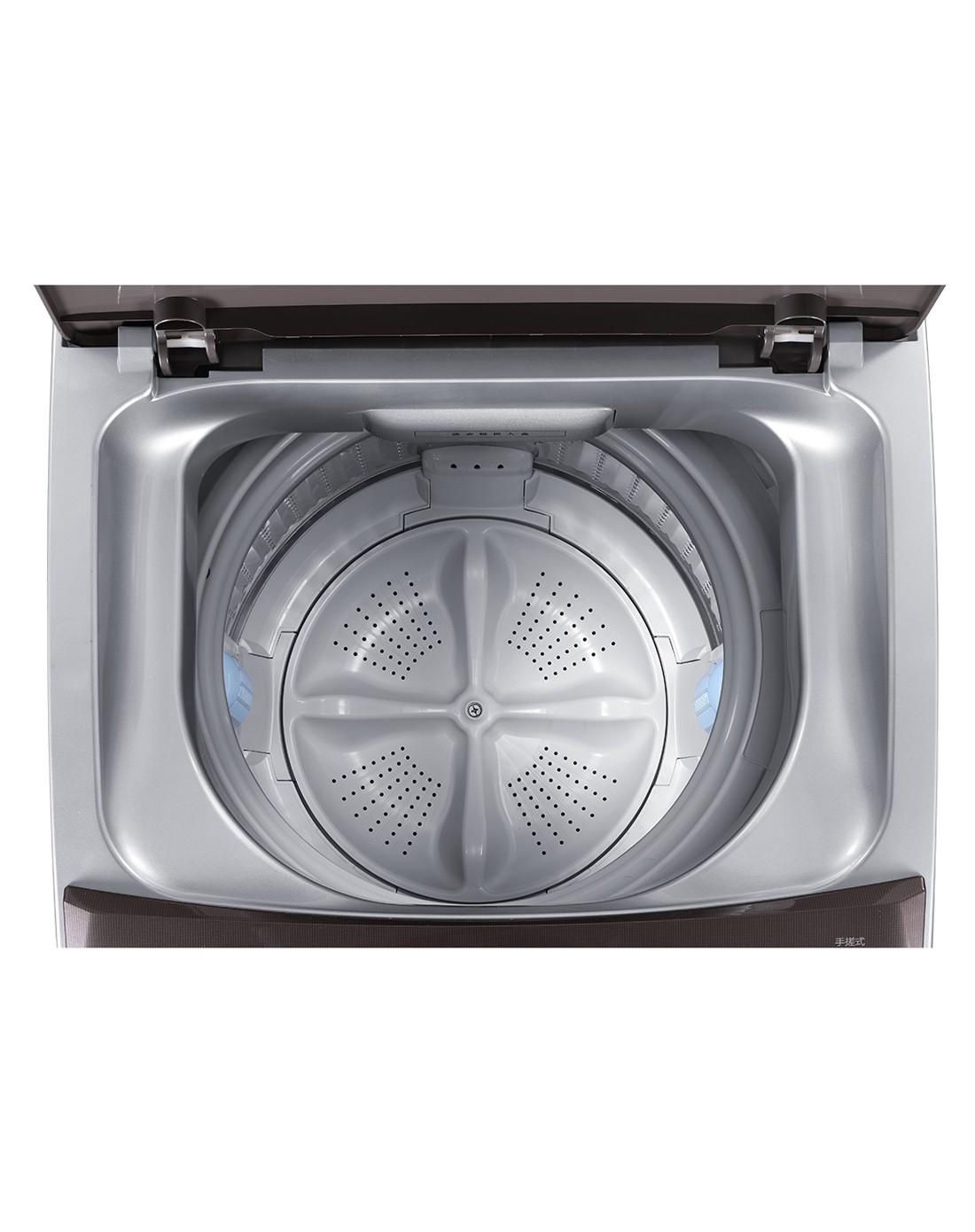5公斤全自动波轮洗衣机手搓式