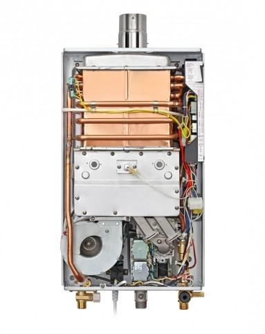 > 数码恒温燃气热水器