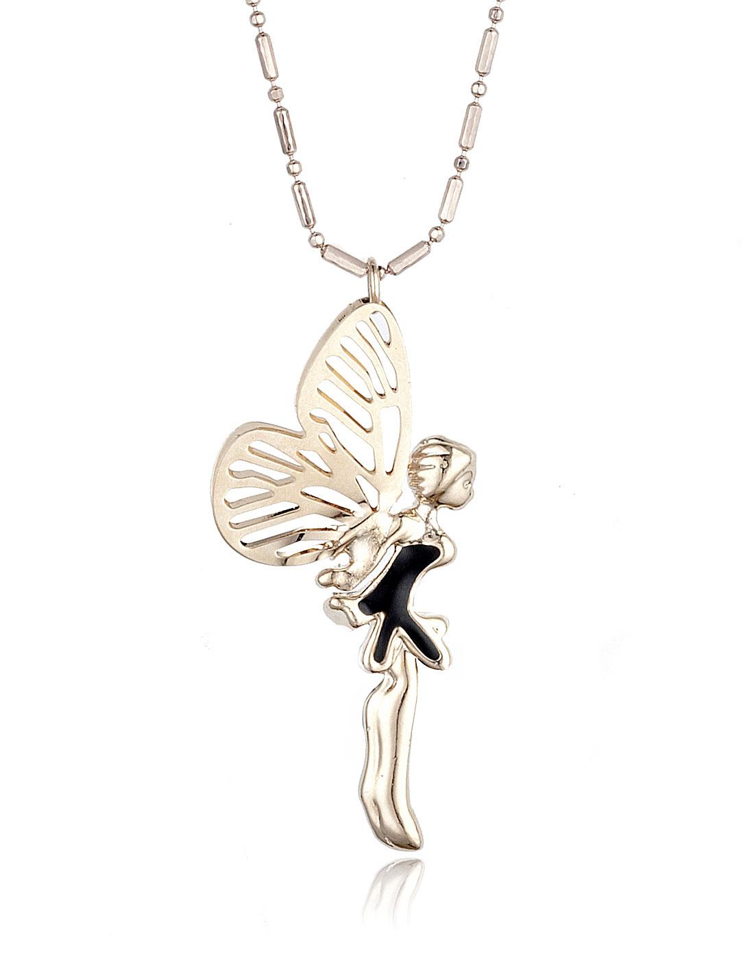 可爱小天使项链001