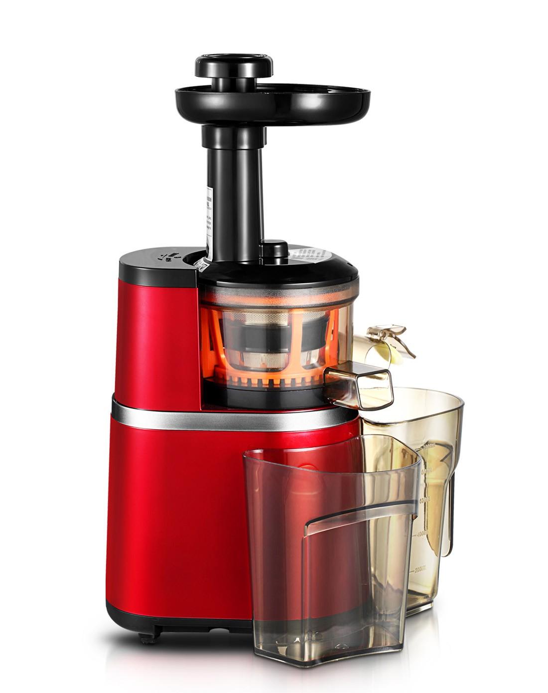 > 原汁机 液晶显示螺旋式 三档调速营养压榨