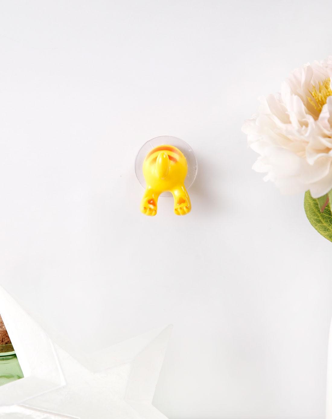 sense家居用品专场黄色创意卡通动物尾巴h