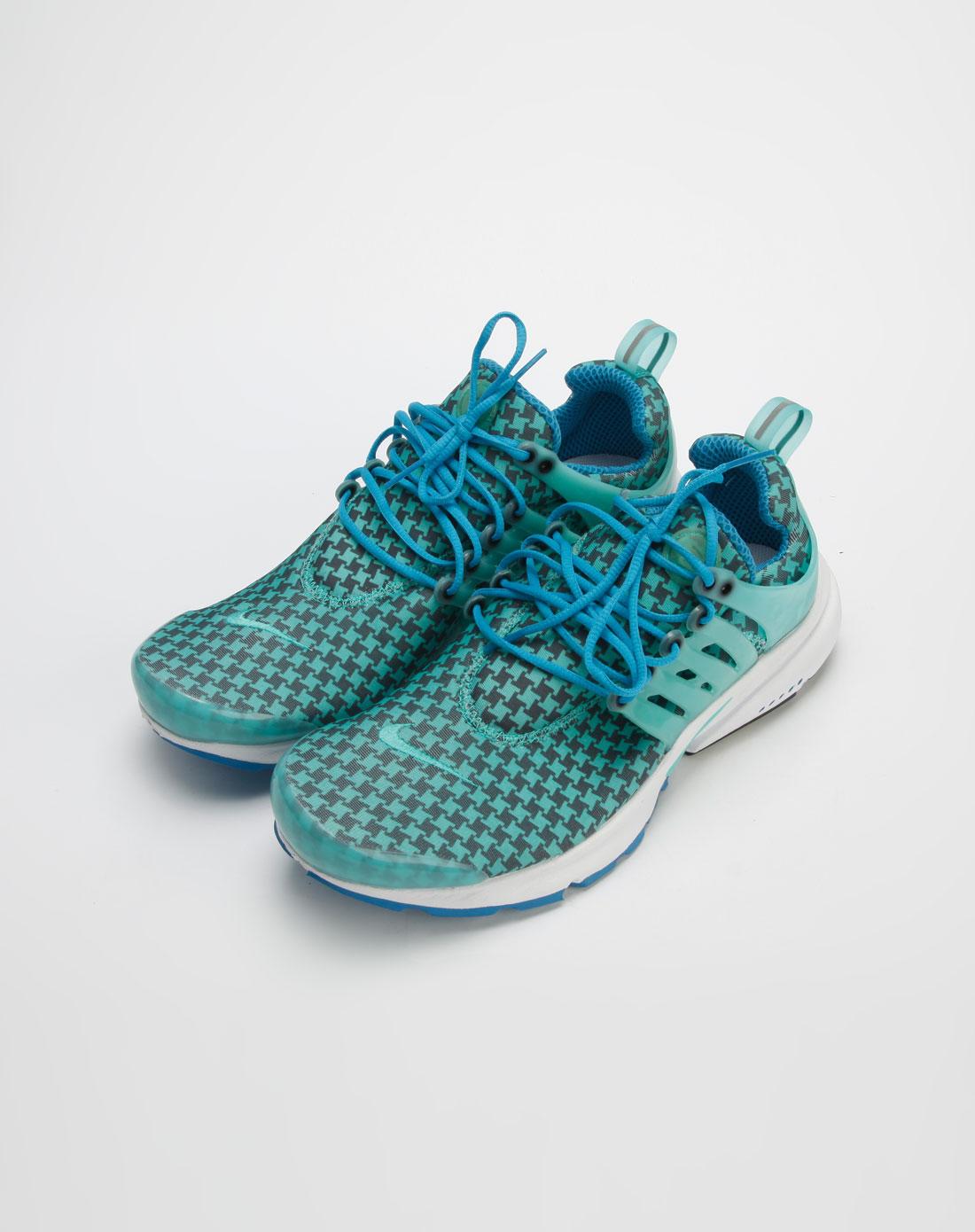 耐克nike男款绿色运动鞋347635-300