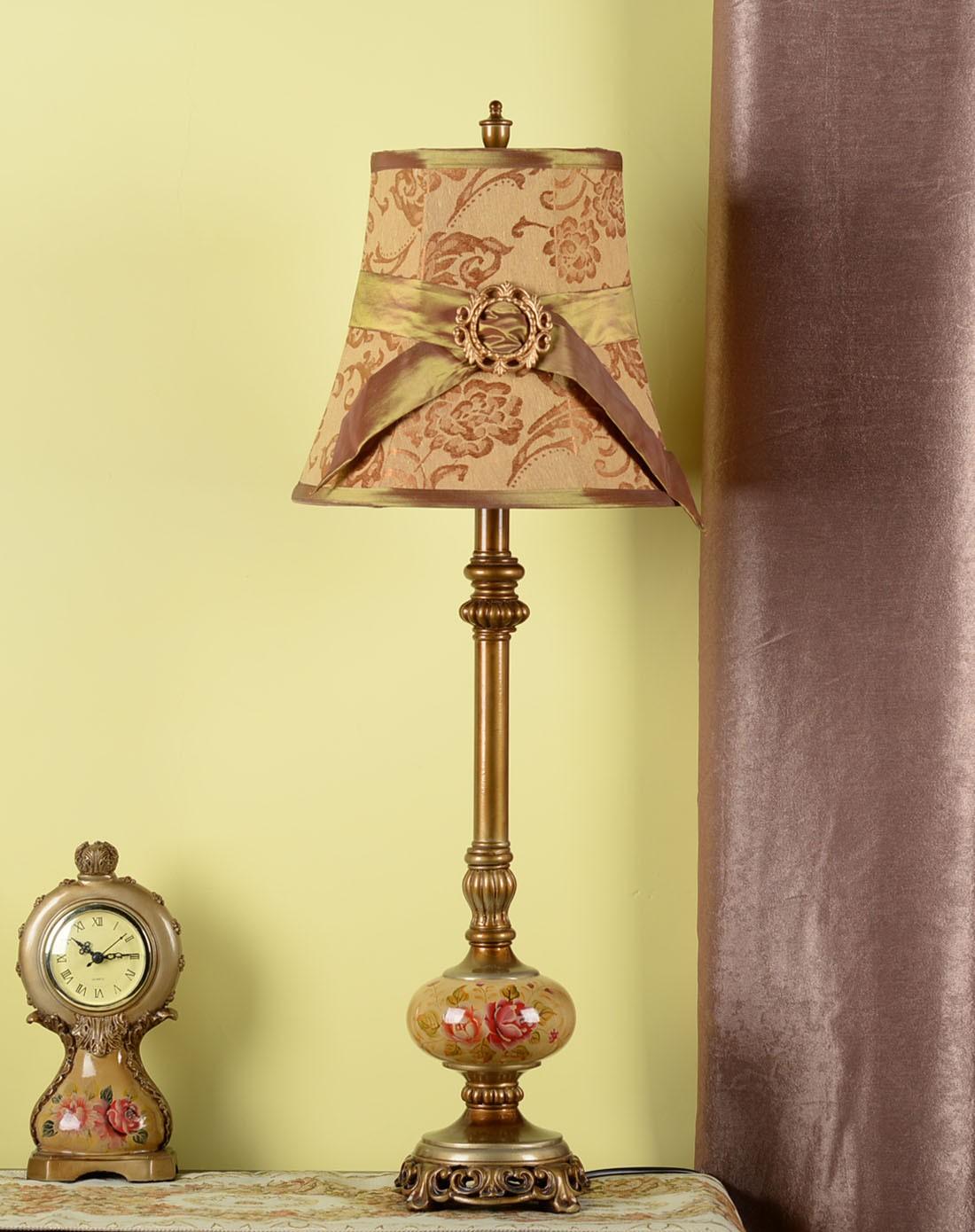 欧式贵族典雅餐桌灯