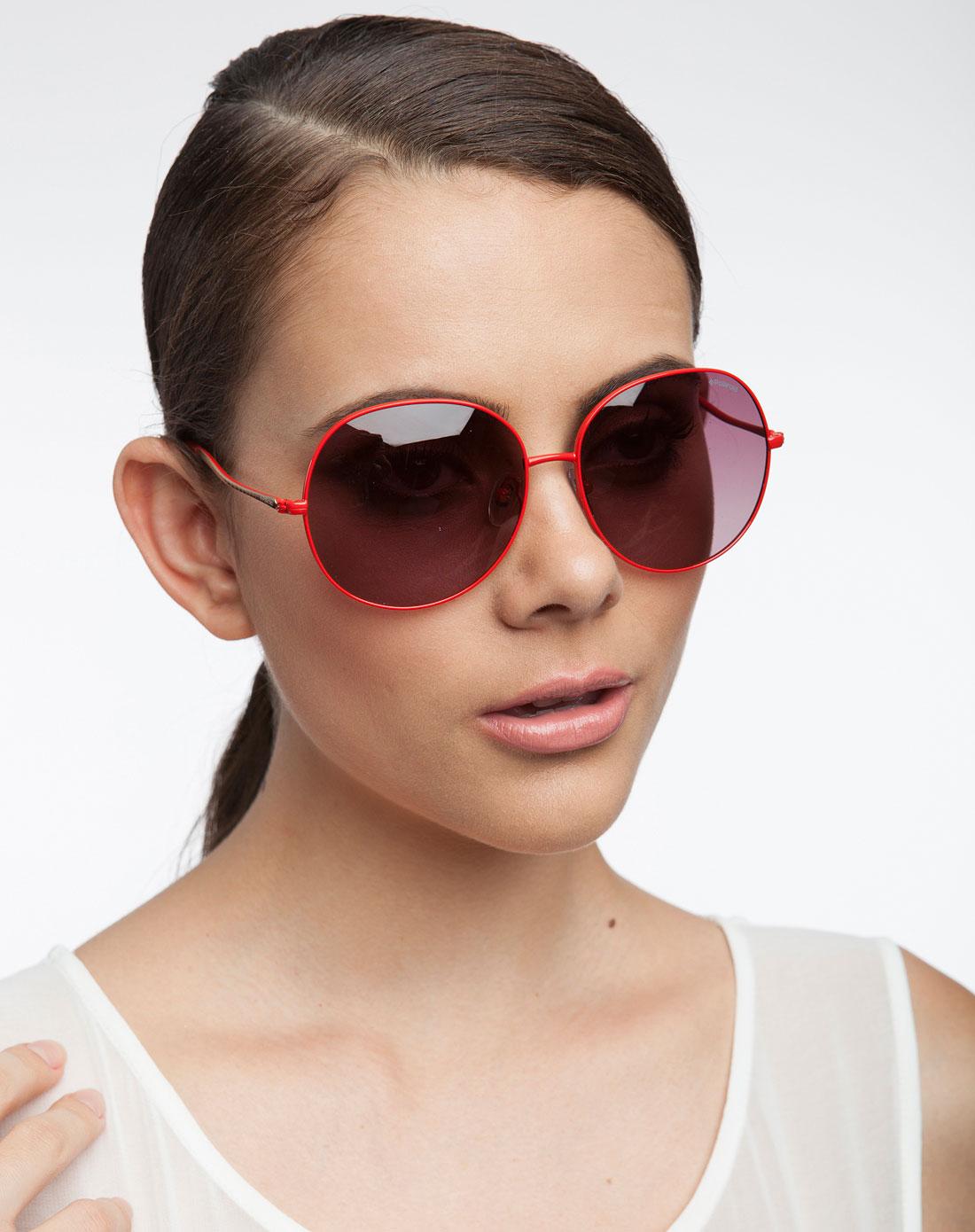 宝丽来polaroid女士眼镜专场-复古俏皮可爱气质偏光镜