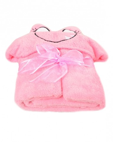 亲密动物浴巾套装